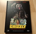 '84 Mediabook ++ Grizzly ++ BluRay & DVD