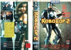 (VHS) RoboCop 2 - Peter Weller, Nancy Allen - Große Box