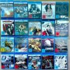 DAS NAGELNEUE 3D Blu-Ray Paket - 20 verschiedene BDs