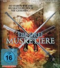 Die 3 Musketiere, Blu-ray