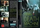 (VHS) Death Machine - Brad Dourif - Große Box - VMP 1995
