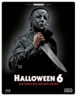 Halloween 6 - Der Fluch des M. M. (uncut) 3D Metalpak-NEUovp
