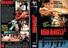 (VHS) Iron Angels 3 - Moon Lee - Große Box - VPS Video