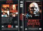 (VHS) Puppetmaster II - Die Rückkehr -  Große Box -CIC Video