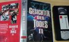 VHS Gesichter des Todes II 2 grosse Verleihbox