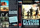 (VHS) Platoon Warrior - Große Box - Video: Skyline (1989)