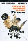 Charles Bronson Telefon DVD mit deutschem Ton ungeschnitten