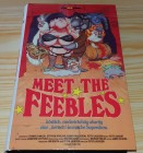 VHS Meet The Feebles grosse Hartbox OHNE FILM!