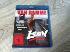Leon (Van-Damme, Kinofassung) - UNCUT - BLU-RAY - wie neu