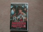 VHS American Fighter III (1989, uncut, David Bradley)