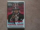 VHS Uncle Sam (1996, William Lustig)