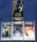 Krieg der Sterne Episode 4-6 VHS BOX Star Wars