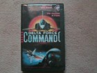 VHS Delta Force Commando (1988, uncut)