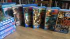 VHS - Marketing, Woodoo, Großangriff, Nackt und zerfleischt!