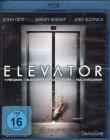 ELEVATOR Blu-ray - der Aufzug Schock Thriller