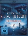 RIDING THE BULLET Der Tod fährt mit - Blu-ray Stephen King