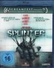 SPLINTER Blu-ray - klasse Monster Thriller Horror