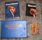 Halloween Holzbox + wattiertes Mediabook Blu-Ray
