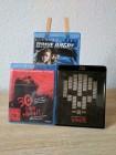 Blu-ray Paket: DRIVE ANGRY + V/H/S + 30 DAYS OF NIGHT