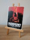 DVD MANHUNT BACKWOODS MASSACRE - Digipak UNCUT