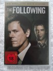THE FOLLOWING 1.Staffel 4 DVD`s  wie neu!