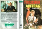 (VHS) Tödlicher Auftrag - VMP - Video (Verleih) VMP silber
