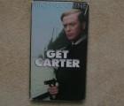 VHS Get Carter (1971, uncut, Michael Caine)