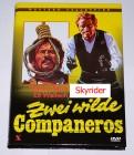 Zwei wilde Companeros DVD - kleine Box - mit Franco Nero
