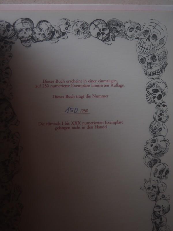 Clive Barker - Das Sechste Buch Des Blutes/Edition Phantasia