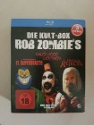 Rob zombie kultbox: 3 Blurays the devils Rejects....