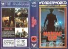 (VHS) Maniac Cop -  Bruce Campbell, Robert Z'Dar