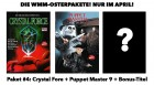WMM Osterpaket: Crystal Force+Puppet M.9+Bonus (NEU) ab 1€