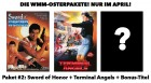 WMM Osterpaket: Sword of Honor+Terminal A.+Bonus (NEU) ab 1€
