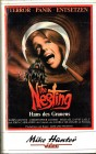 (VHS) The Nesting - Haus des Grauens - Mike Hunter (Hartbox)