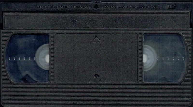 (VHS) Demon Warp - New Vision (Hartbox)