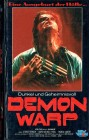 (VHS) Demon Warp - New Vision (Hartbox)