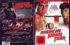 American Karate Tiger / DVD NEU OVP uncut