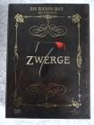 7 ZWERGE - Die Riesen-Box mit 4 DVD`s  wie Neu!