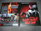 BLOODY BLOODY BIBLE CAMP - MEDIABOOK  - COVER A - UNCUT