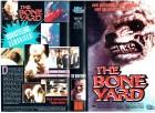 (VHS) The Boneyard  - Große Box  - New Vision - ungekürzt