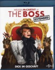 THE BOSS Extended Edition - Blu-ray Melissa McCarthy