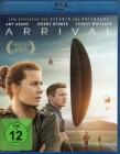 ARRIVAL Blu-ray SciFi Alien Thriller Amy Adams Jeremy Renner