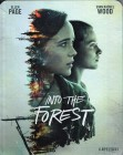 INTO THE FOREST Blu-ray - Ellen Page Evan Rachel Wood SUPER!