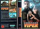 (VHS) Codename Viper - Lorenzo Lamas - uncut Version VMP