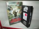VHS - Sumpf des Grauens - Die Killerbestie wartet - CBS/FOX