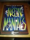 Neon Maniacs - Special Uncut Edition - Cover B