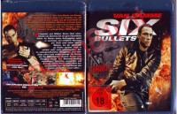 Six Bullets / Blu Ray NEU OVP uncut J. C. van Damme