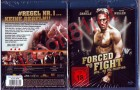 Forced to Fight / Blu Ray NEU OVP uncut