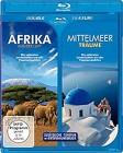 Afrika aus der Luft/Mittelmeerträume (Blu-ray) (NEU) ab 1€