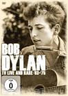 3x Bob Dylan - TV Life and rare 63-75 - DVD